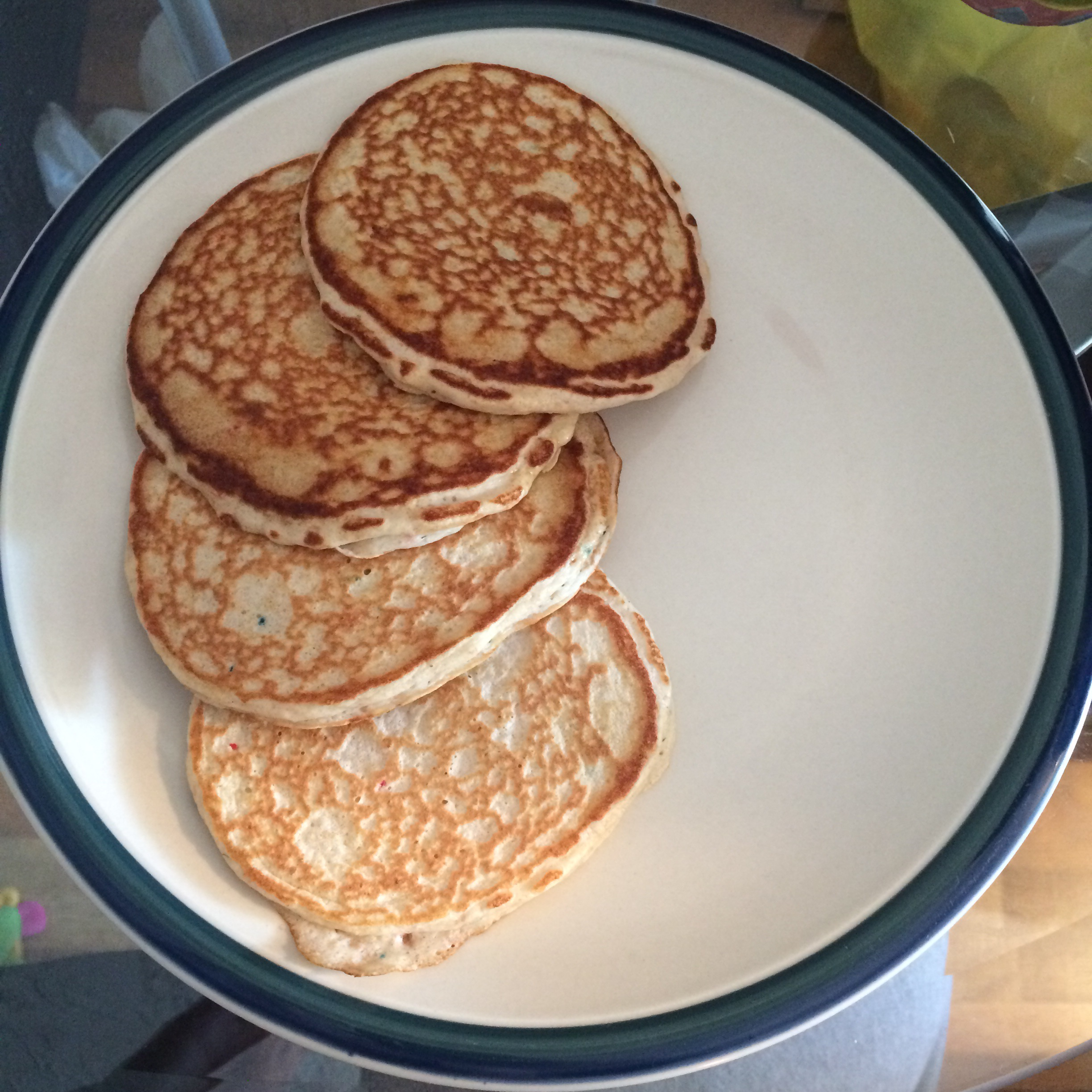 Recipe: Protein Pancakes with Kodiak Cake Mix