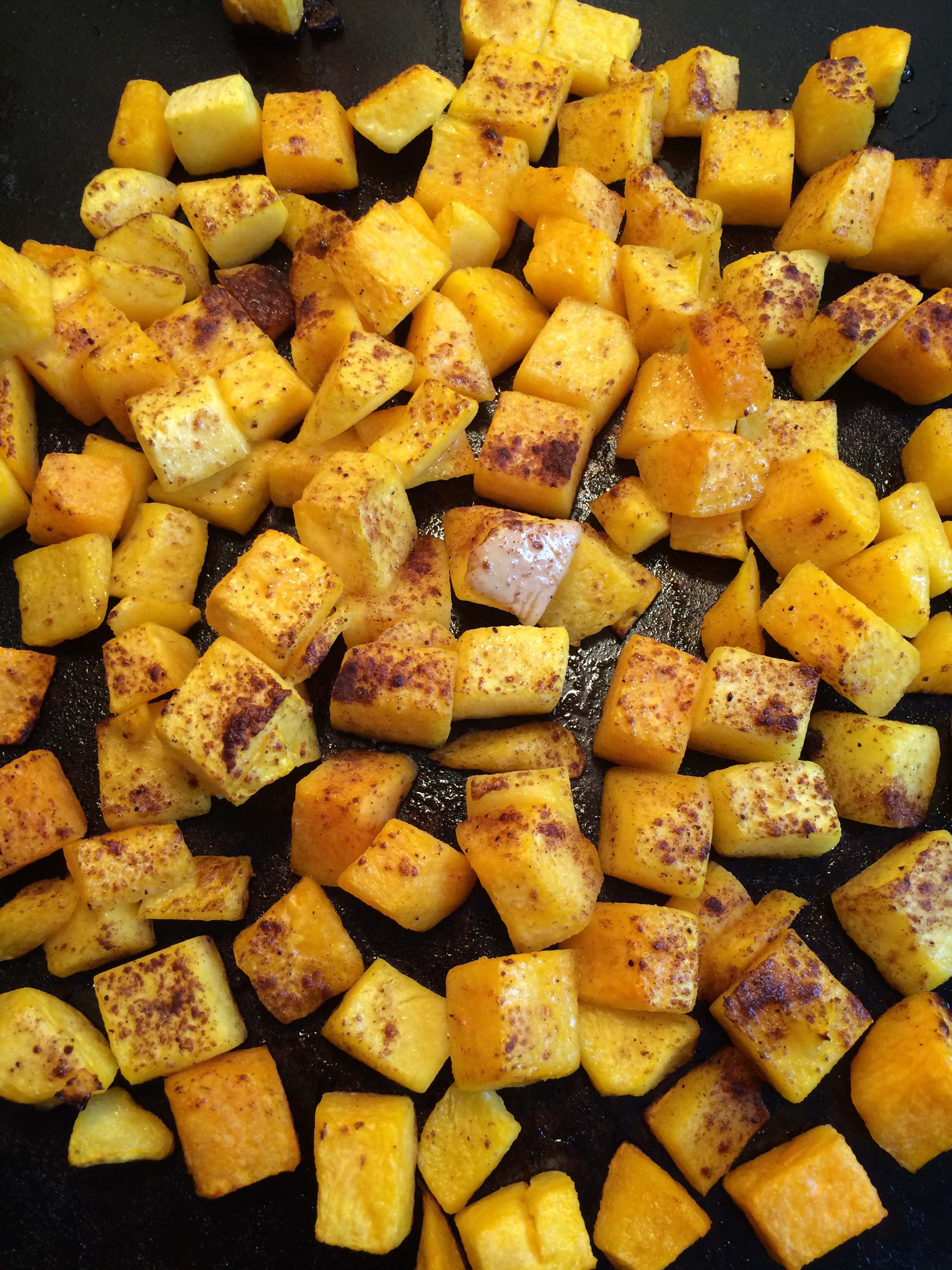 Recipe: sweet pumpkin spice butternut squash