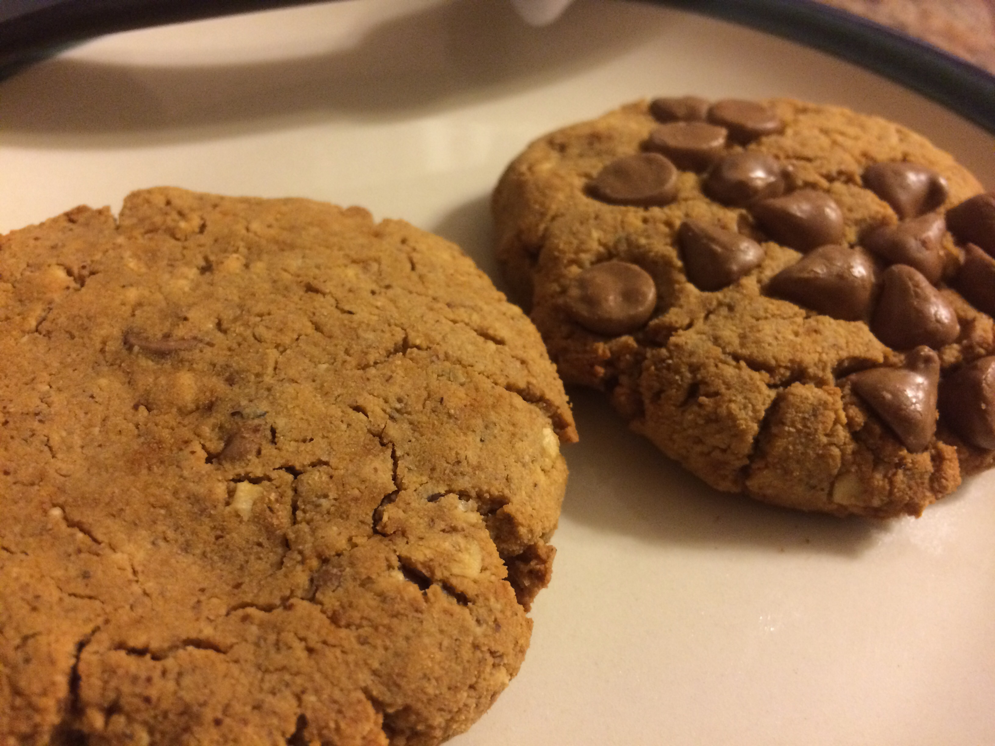 Sarah Lynn Fitness Cookie Challenge: Almond Butter Oatmeal Chocolate Chip