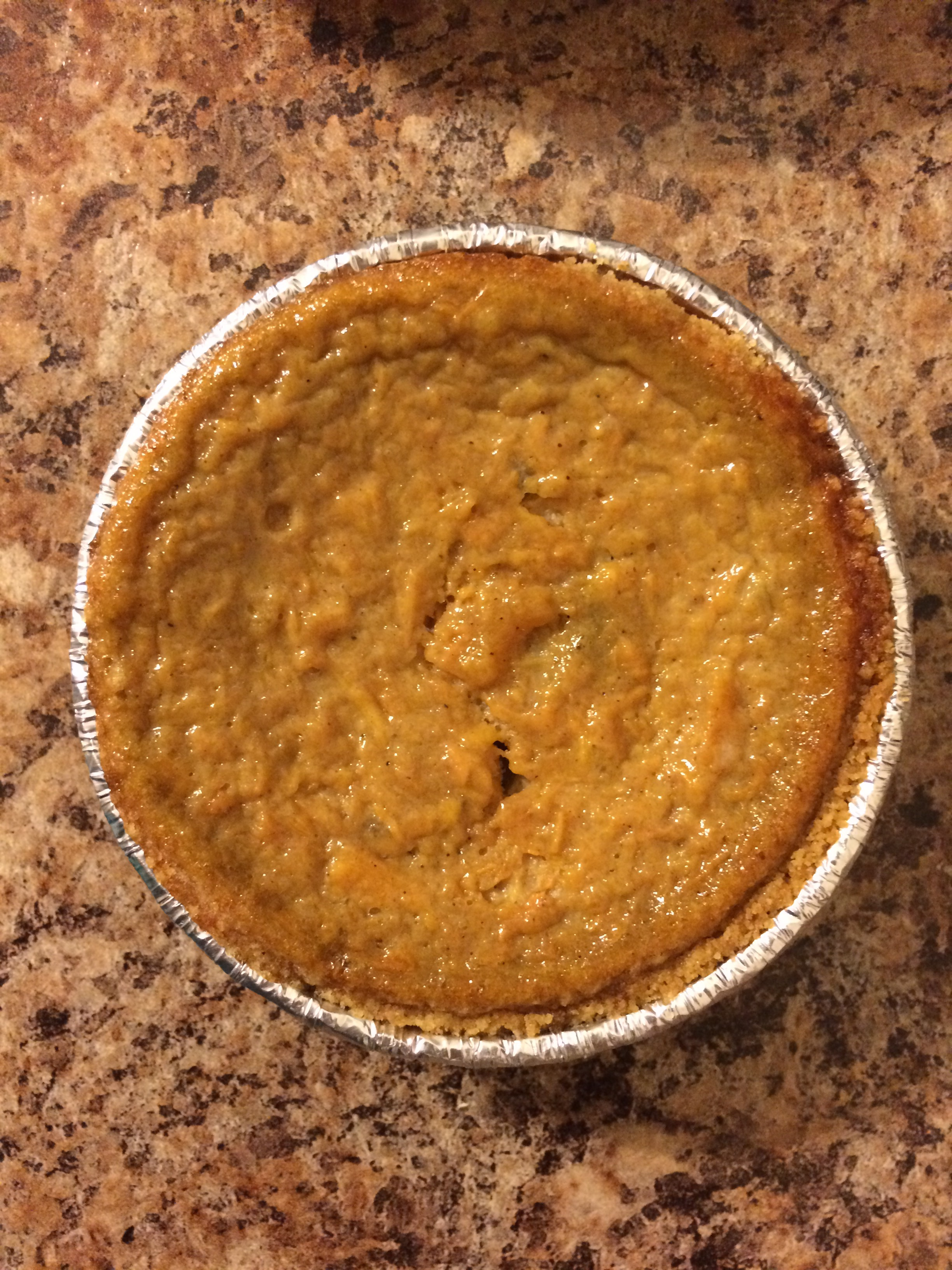 Recipe: Mini Sweet Potato Pie