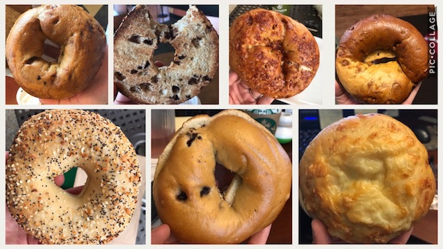 Take That Jump: The Proverbial Bagel