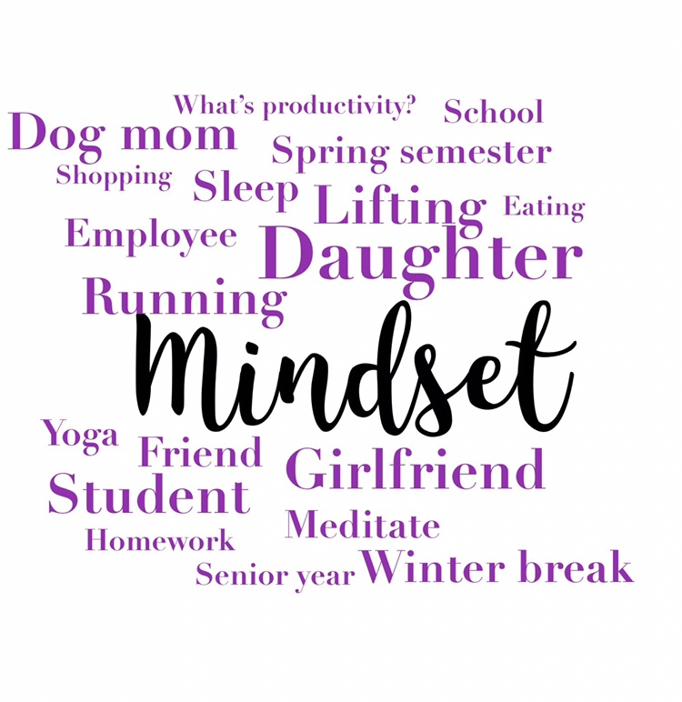Life of A Fit College Student Series: Changing Mindset Doesn't Mean You're Doing Something Wrong