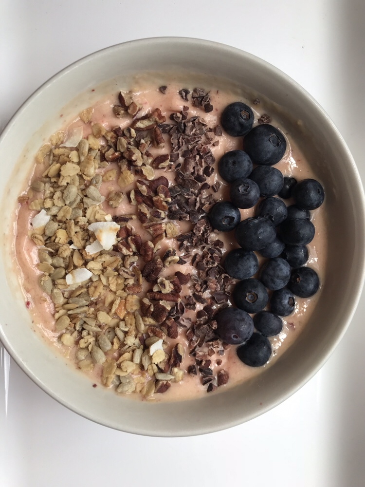 Recipe: Smoothie bowl