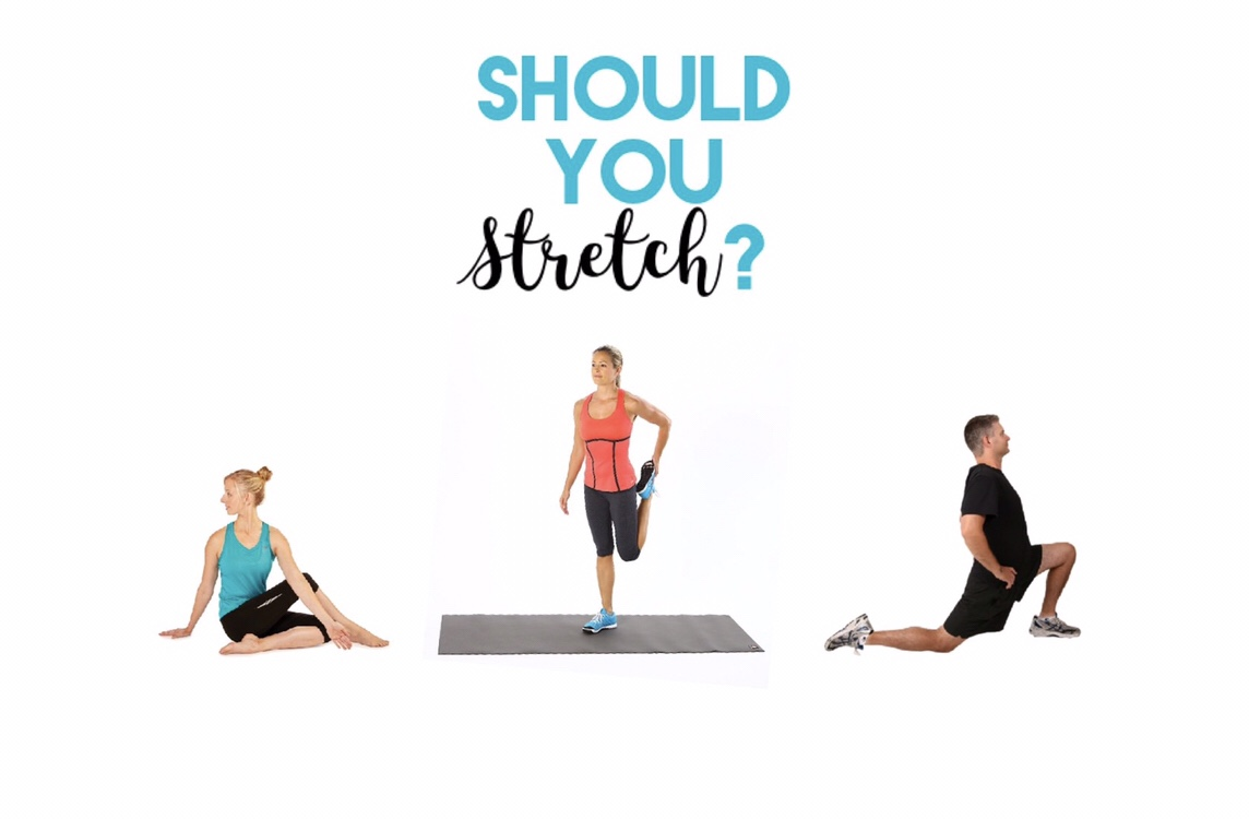 Wellness Refocused Education: Does stretching make an impact?